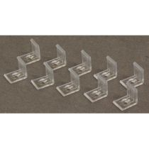 JBSystems CLIPS ALU-CORNER-15MM